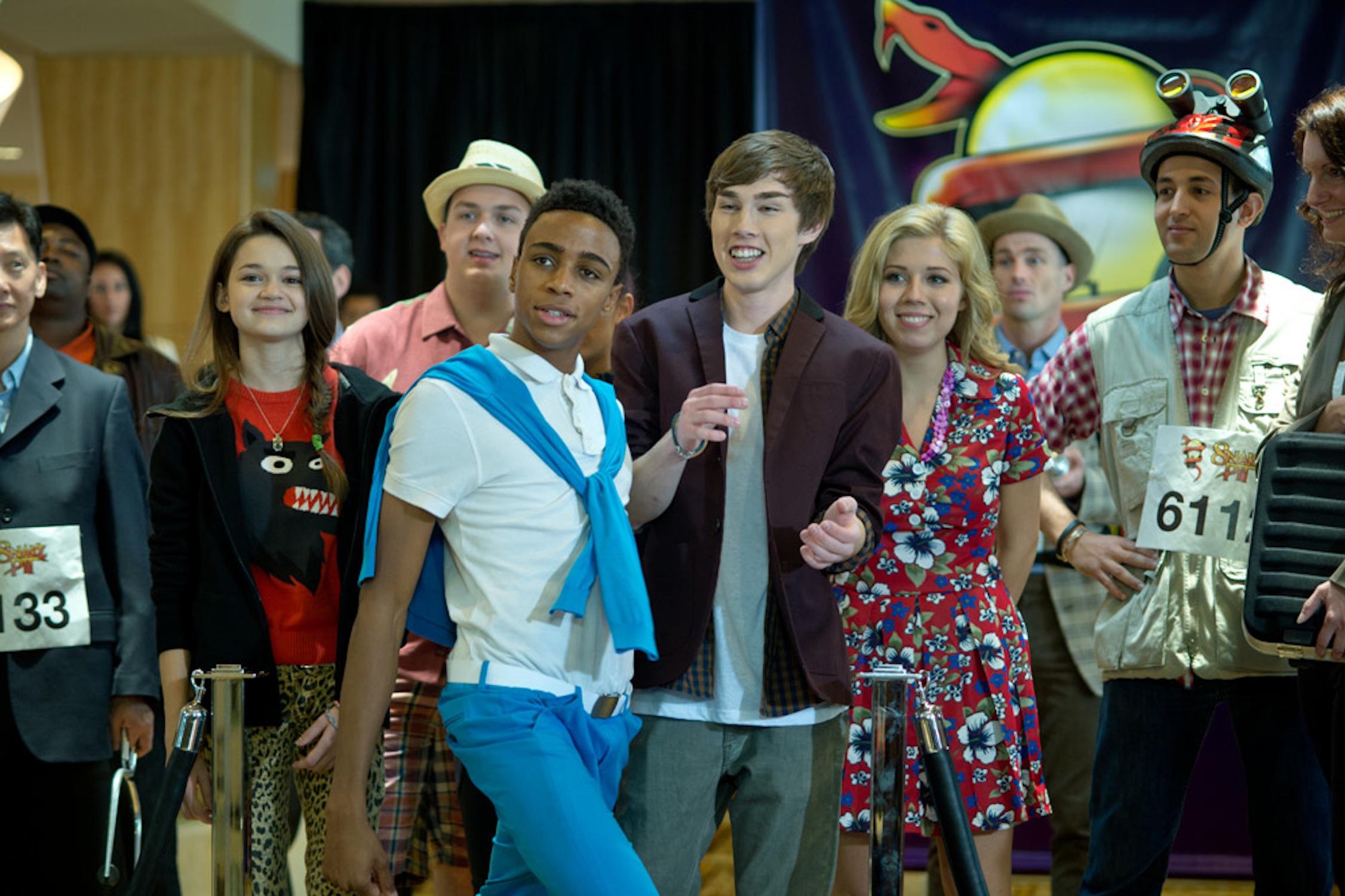 Swindle Movie Cast Swindle Nickelodeon Cast