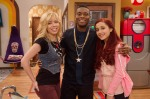 Jennette McCurdy, Ariana Grande, Kel Mitchell