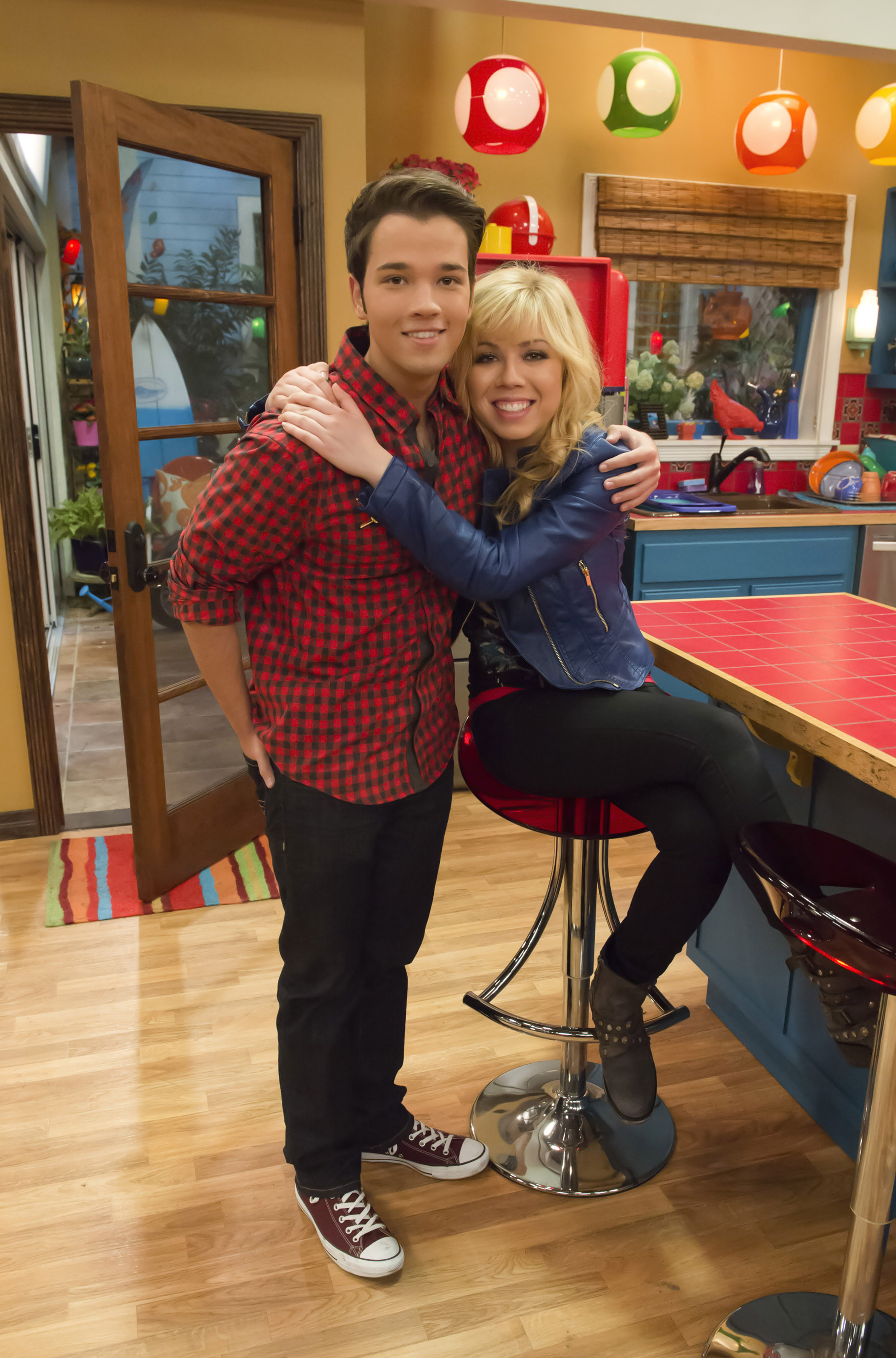 Jennette Mccurdy And Nathan Kress: Jennette McCurdy, Nathan Kress